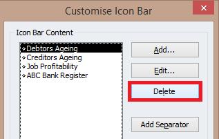 Icon Bar 2