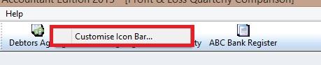 icon bar 1